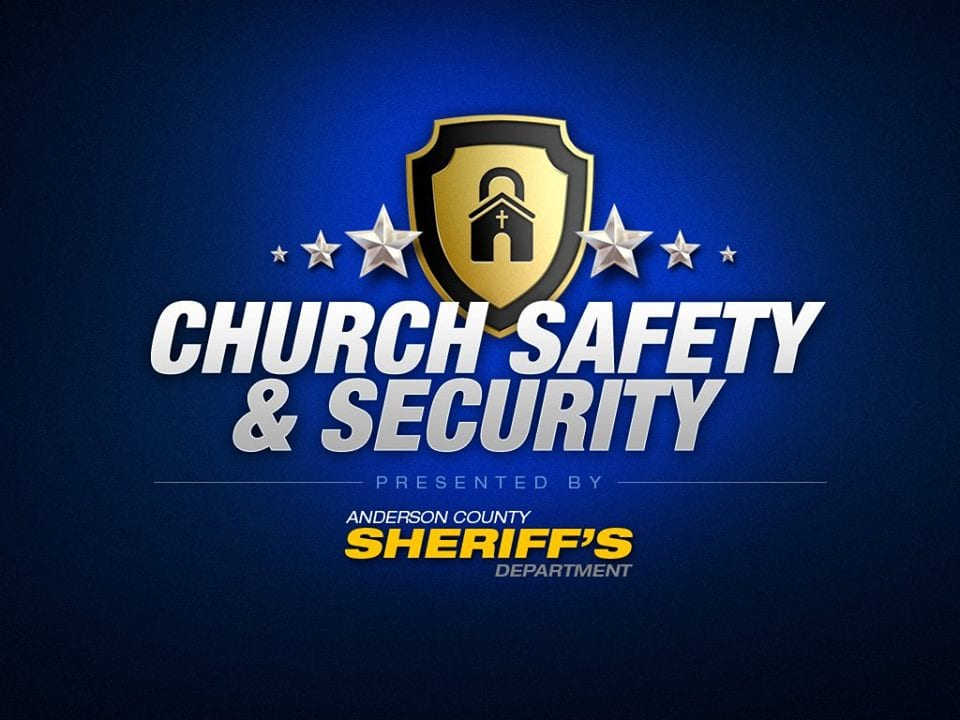 Church Safety & Security Seminar April 14th