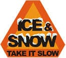 ASCD:  Roads snow-covered, slick; travel not recommended