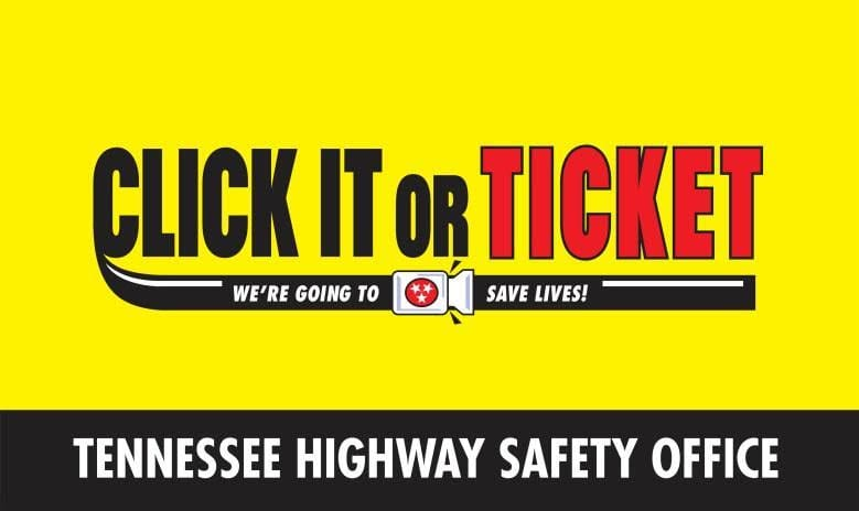click it or ticket Click it or ticket is a national highway traffic safety administration campaign aimed at increasing the use of seat belts among young people in the united states.