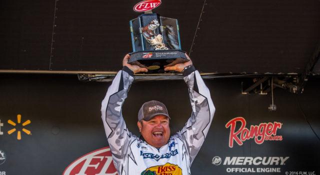 Missouri's Watson wins on Norris Lake