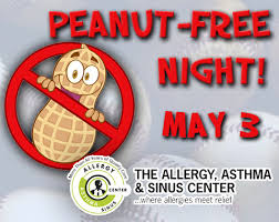 "Smokies hosting Peanut-Free Night at ""America's Friendliest Ballpark"""