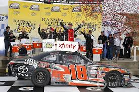 XFS:  Bell claims first series win