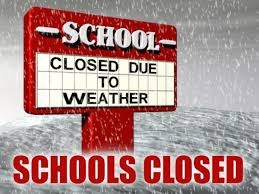 Anderson County, Clinton, Oak Ridge, Campbell County  Schools closed Wednesday